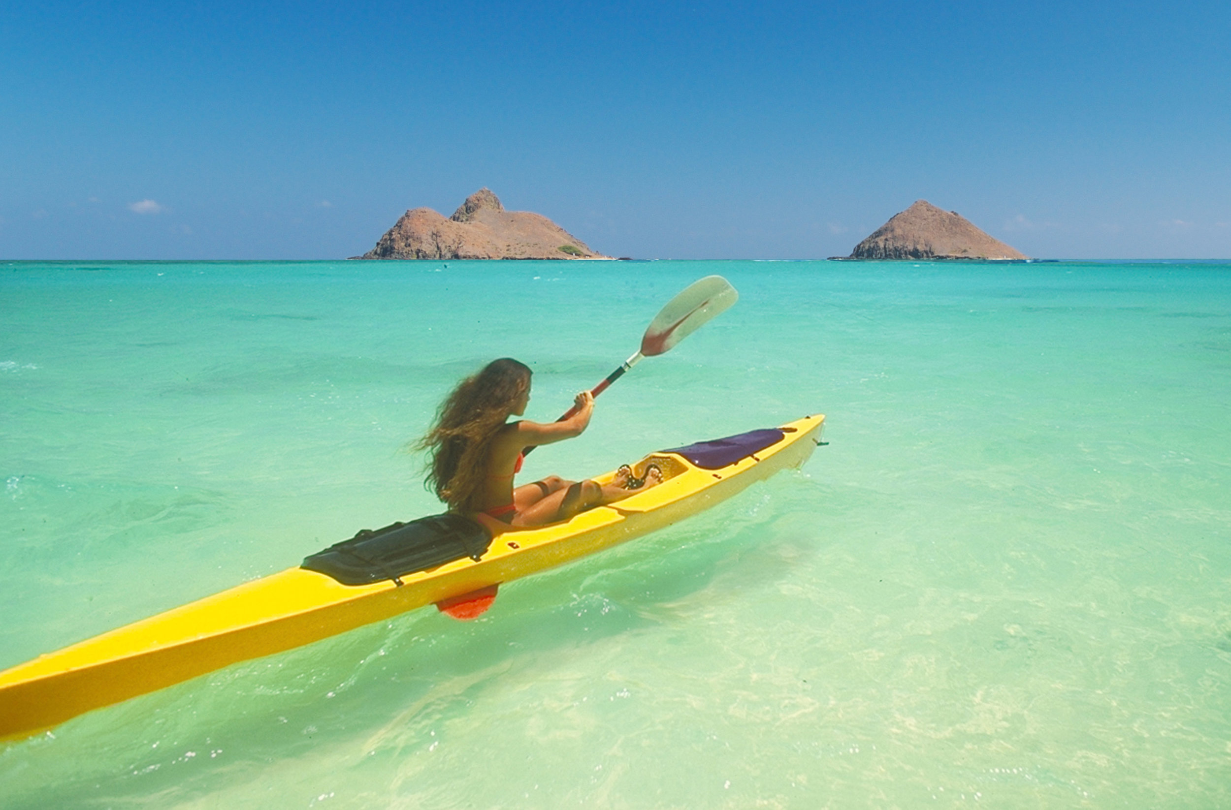 $179 - Twin Islands Guided Kayak tour