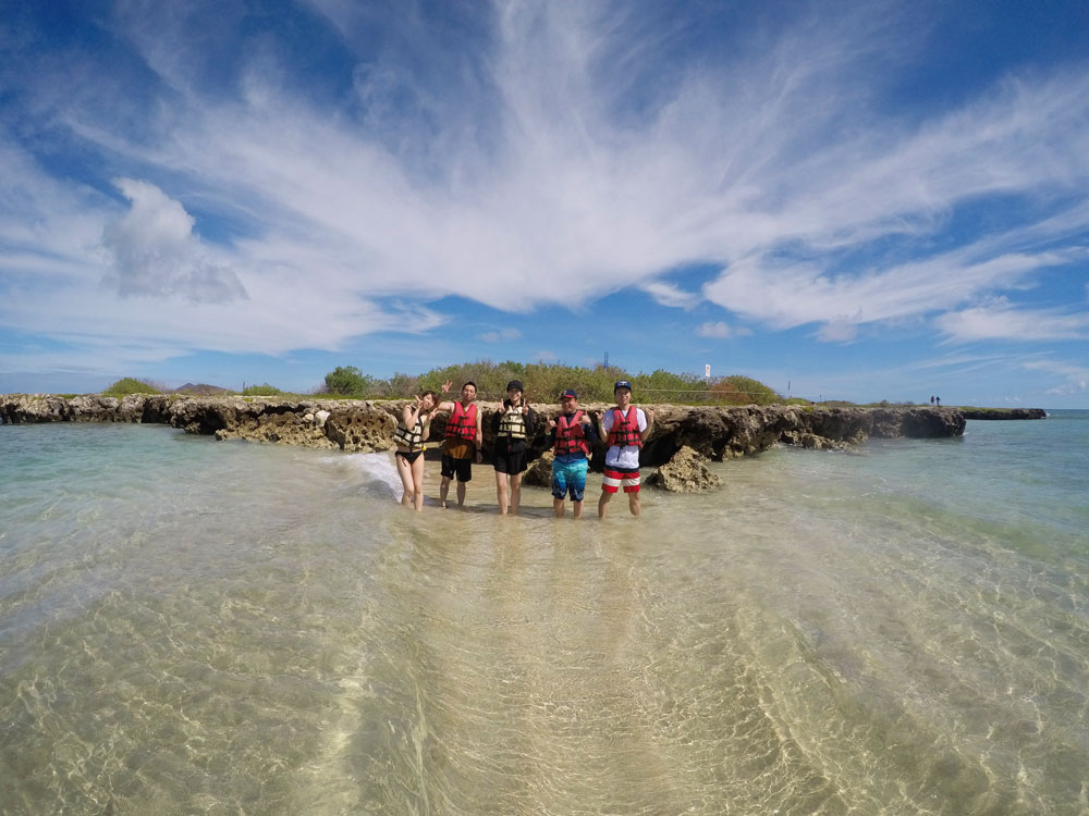 Sandbar on Popoiʻa