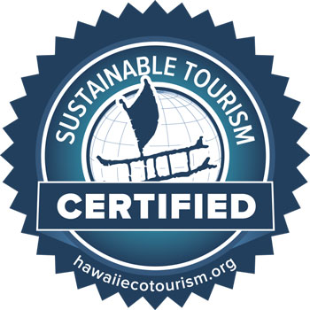 Hawaii Ecotourism Sustainability Certified