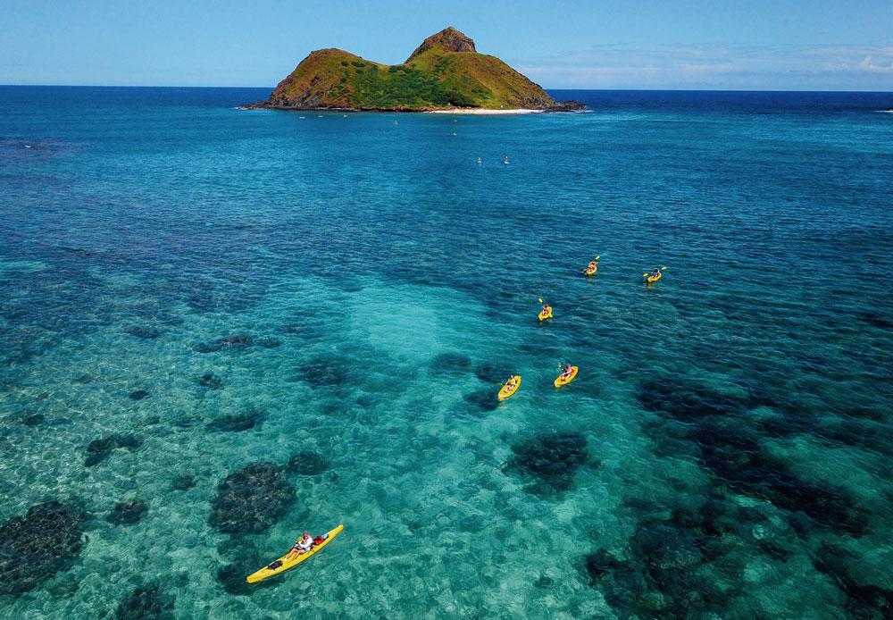 Kailua Beach Adventures Home Kayaking In Kailua