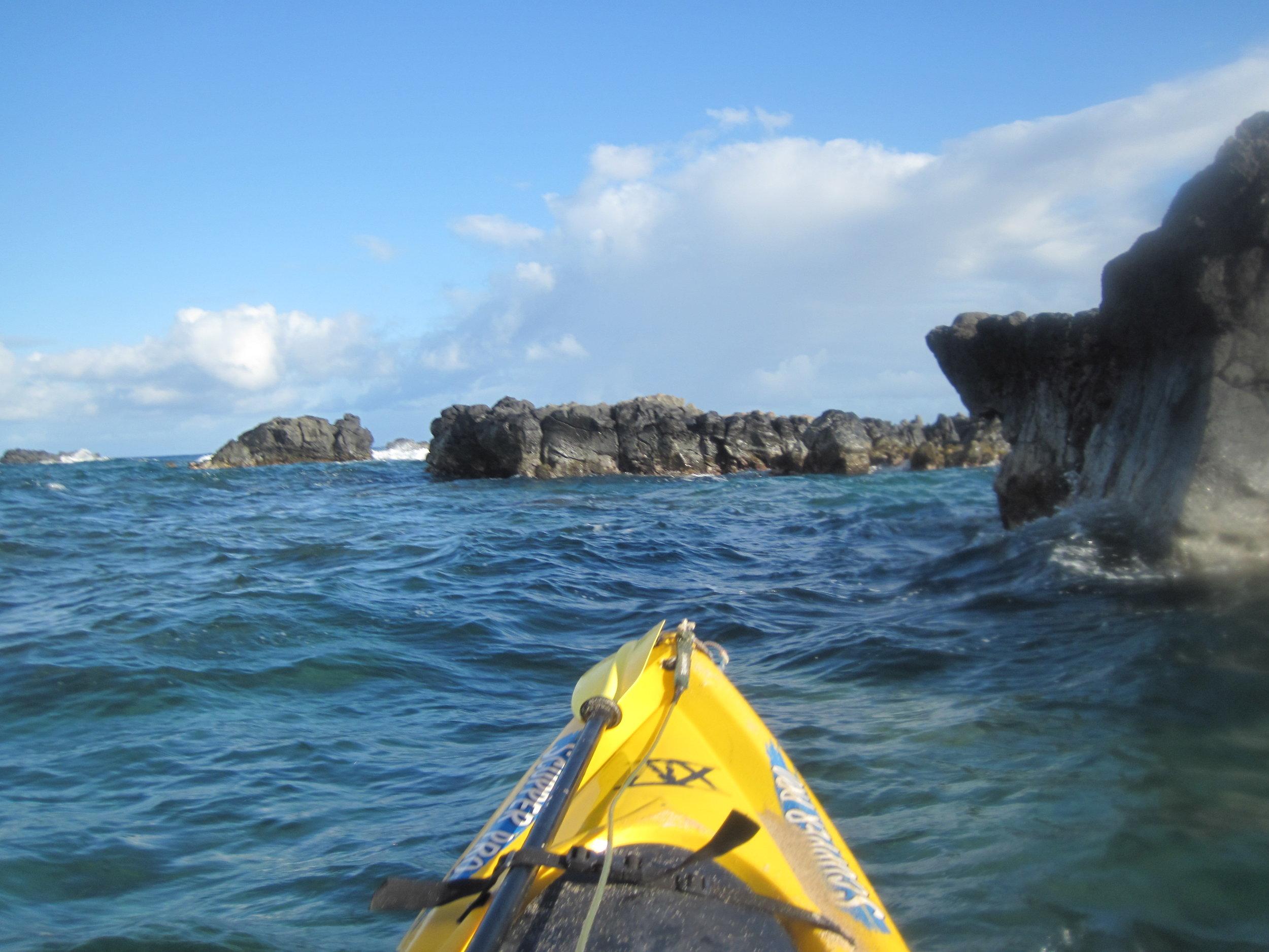 Coastal Paddling