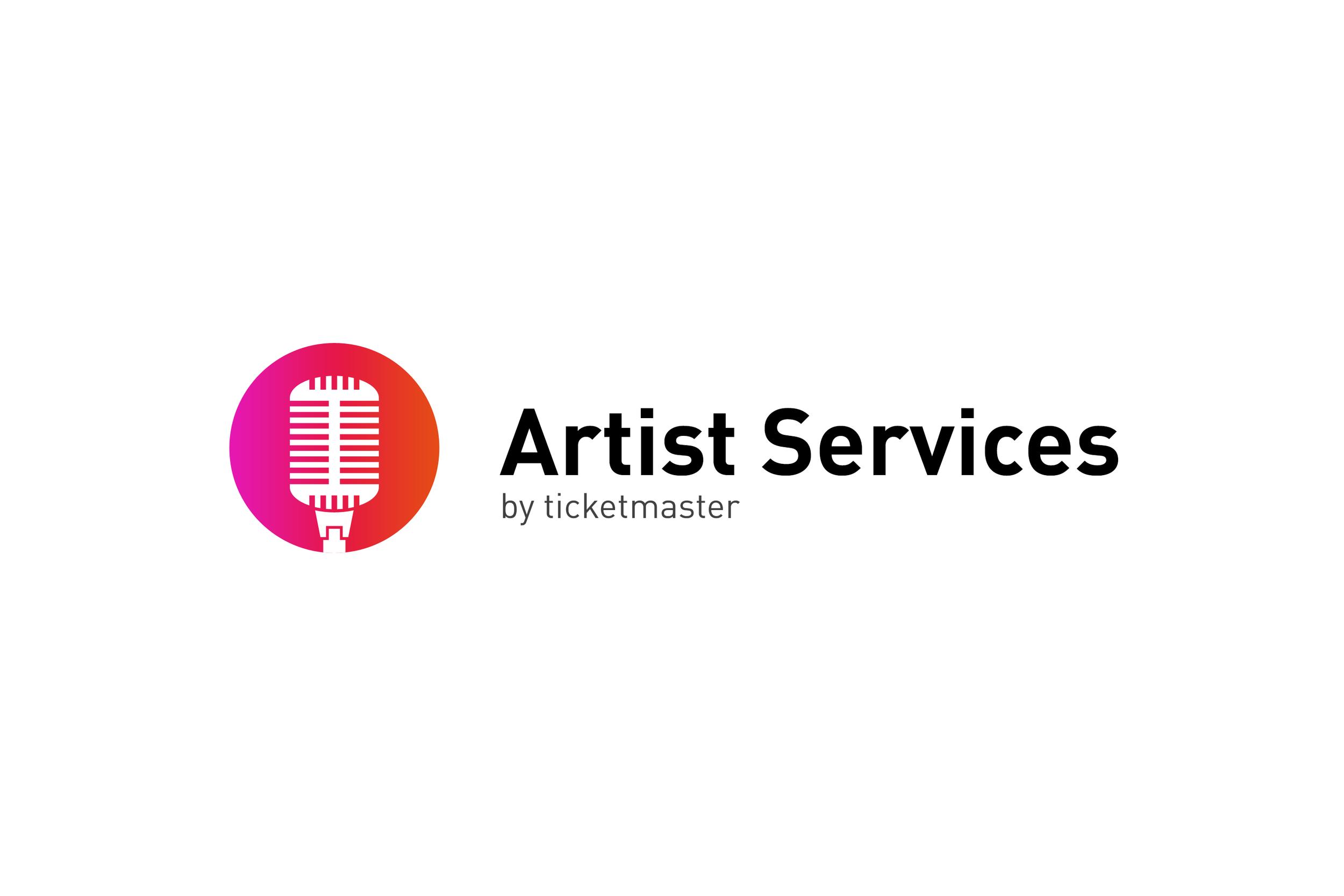 Artist Services Concept 2
