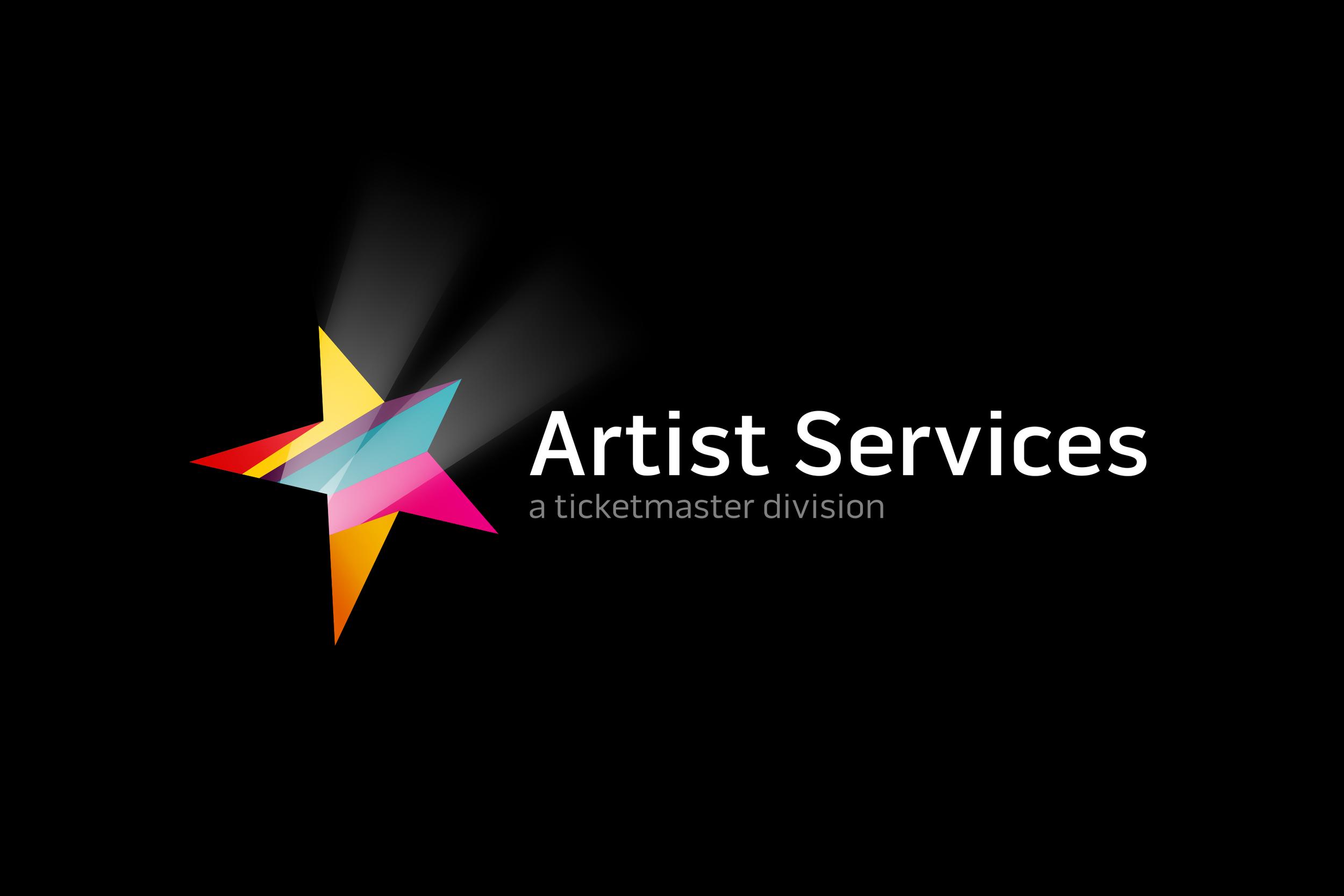 Artist Services Concept