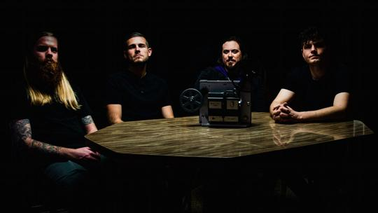 Shadeland's 2018 self-titled album marks the band's fifth full-length overall.