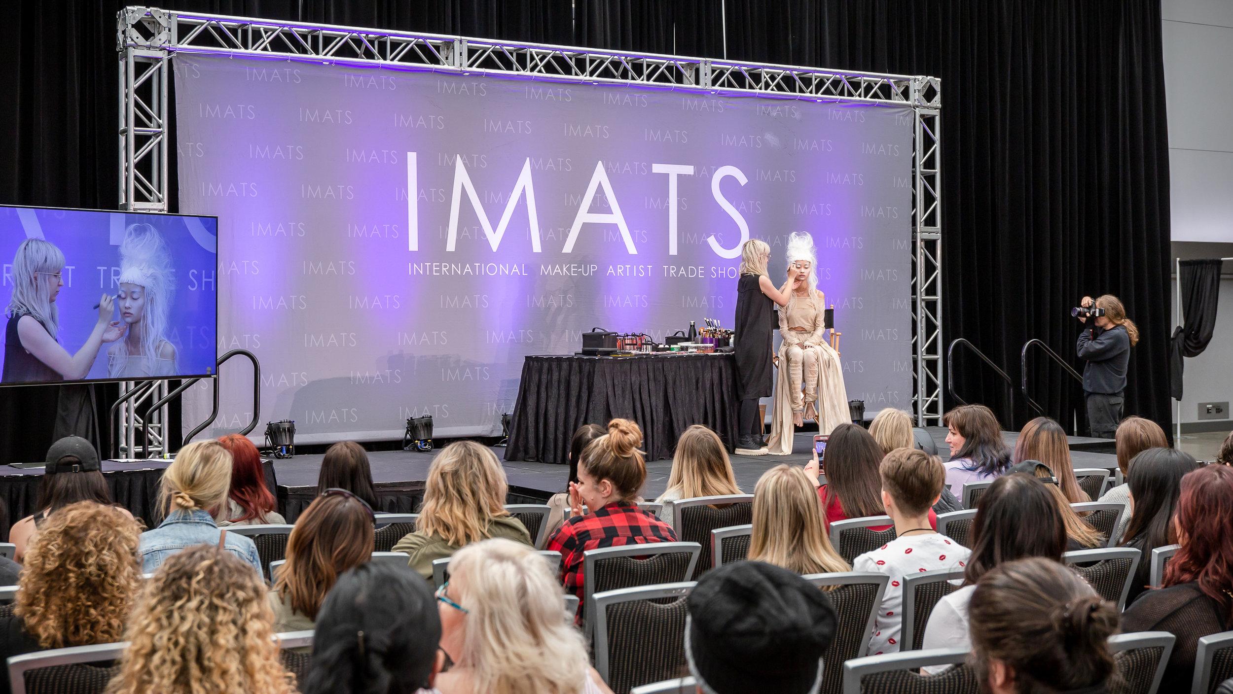 IMATS - Vancouver 2018