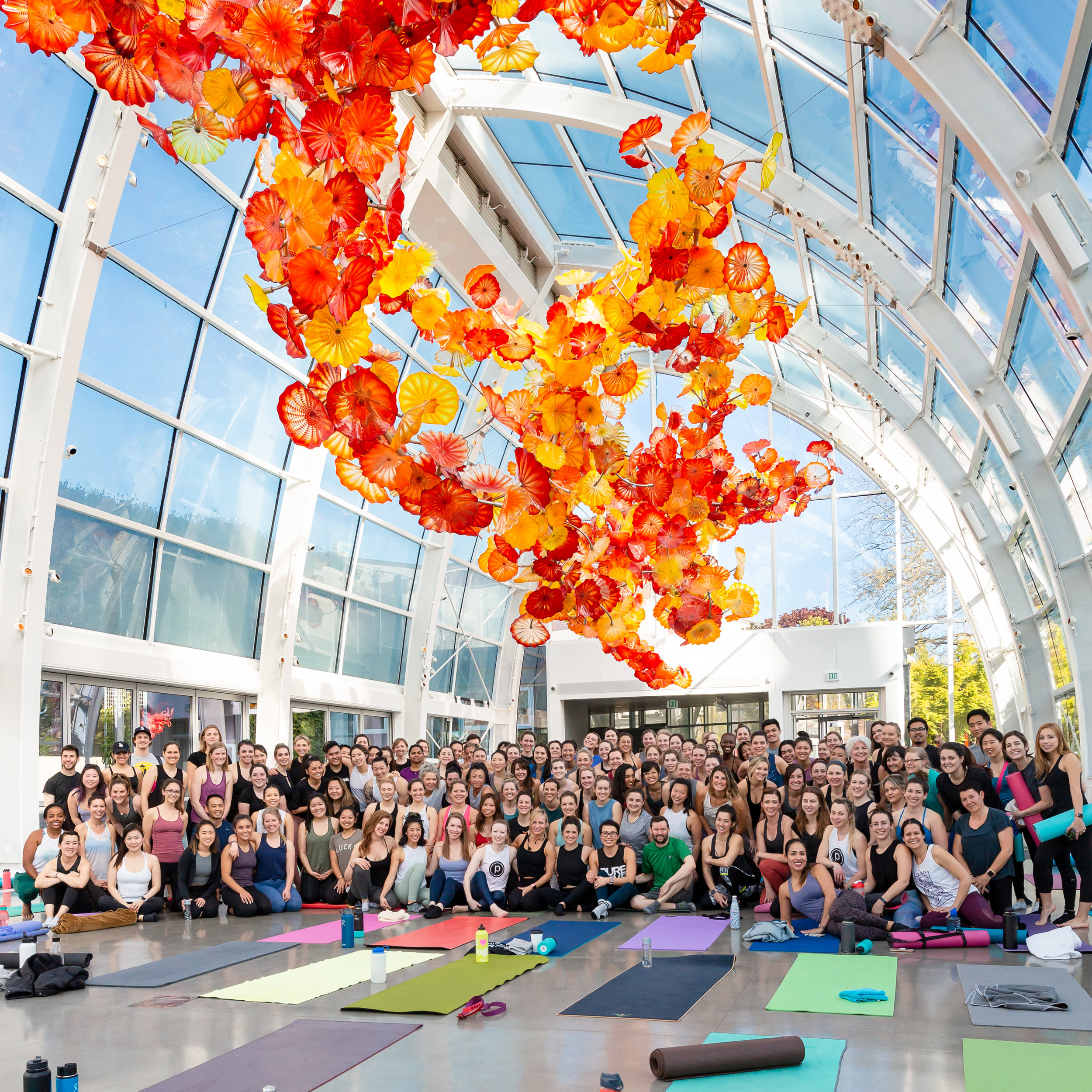 Pure Barre Chihuly - April 2019