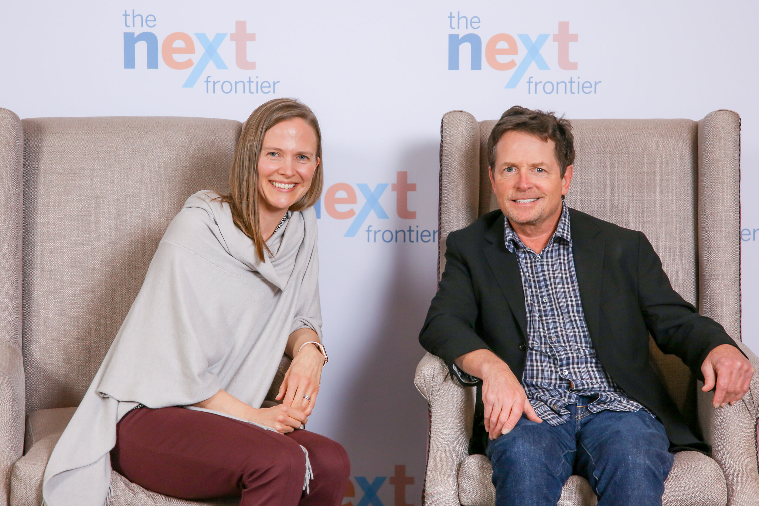 Michael j fox - Meet & Greet