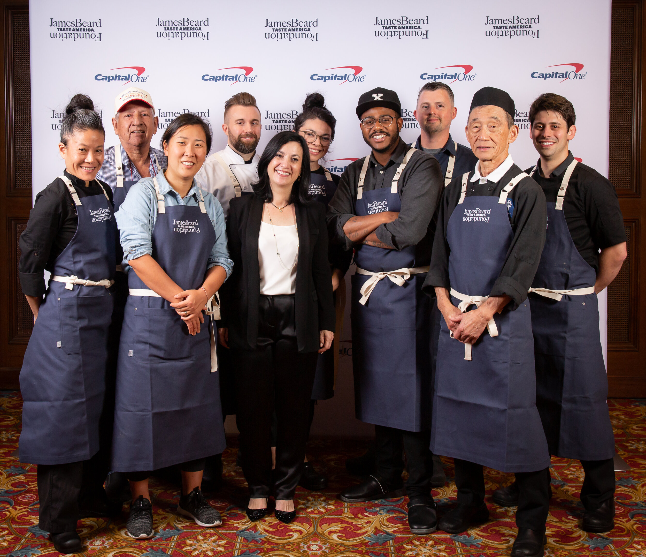 James Beard Foundation 2019 -