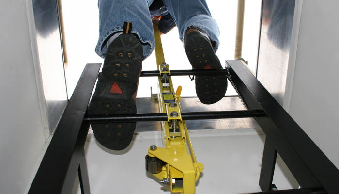 LadderUP® Safety Post