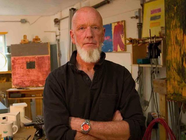 John Stevens - Unyielding painter - demanding your introspection