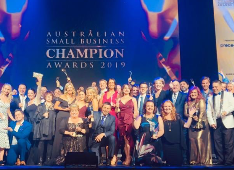 Australian Health Improvement Services Champions 2019