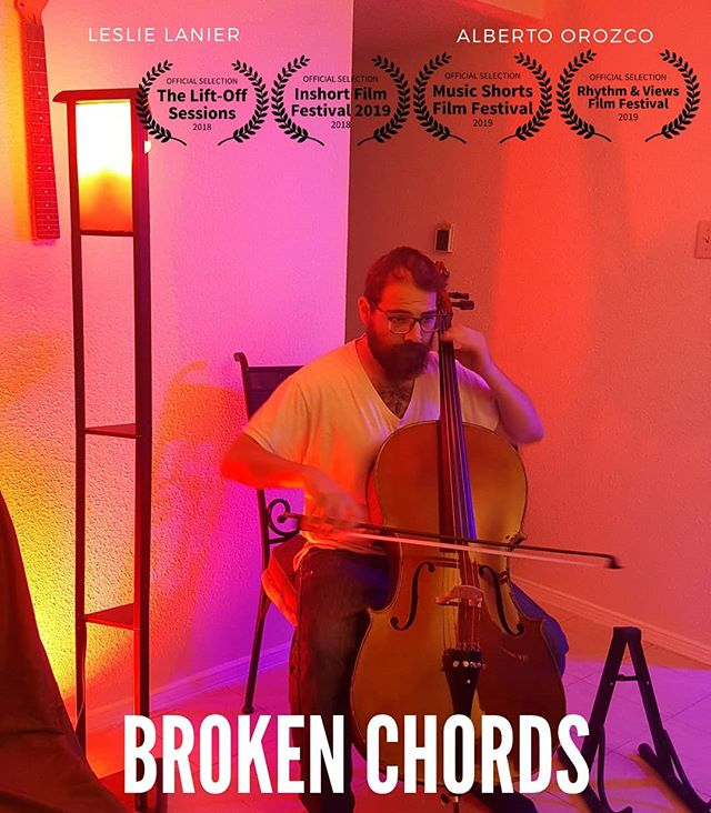 Our #shortfilm Broken Chords has been officially selected to be  screened at the Rhythm and Views Film Festival on 26th June at The BRIT School (of Performing Arts)! If you're in #London or nearby and would like to attend, go to the link:  https://www.eventbrite.co.uk/e/rhythm-views-film-festival-tickets-61932857845?aff=eac2 . . . . #elpaso #filmmaker #cinematographer #director #screenwriter #shortfilm #independentfilm #producer #winning #itsallgoodep #epfilm #productionassistant #indiefilm #castingdirector #makingamovie #filmfestival #elpasotalent #elpasofilmmakers  #officialselection #thebritschool