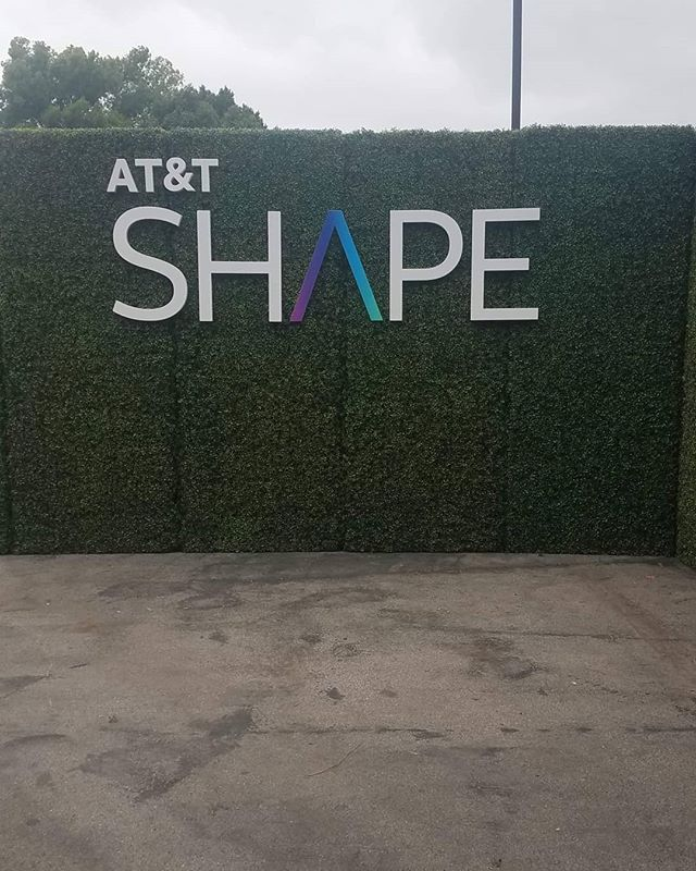 Our team had a great time at the AT&T SHAPE conference last weekend!  We learned so much and had so much fun!  And now, back to work! . . . . #attshape #attshape2019 #warnerbros #hollywood #filmmaker #producer #newmedia #filmmakersofinstagram #filmproduction #augmentedreality #virtualreality #burbank #california #motivation