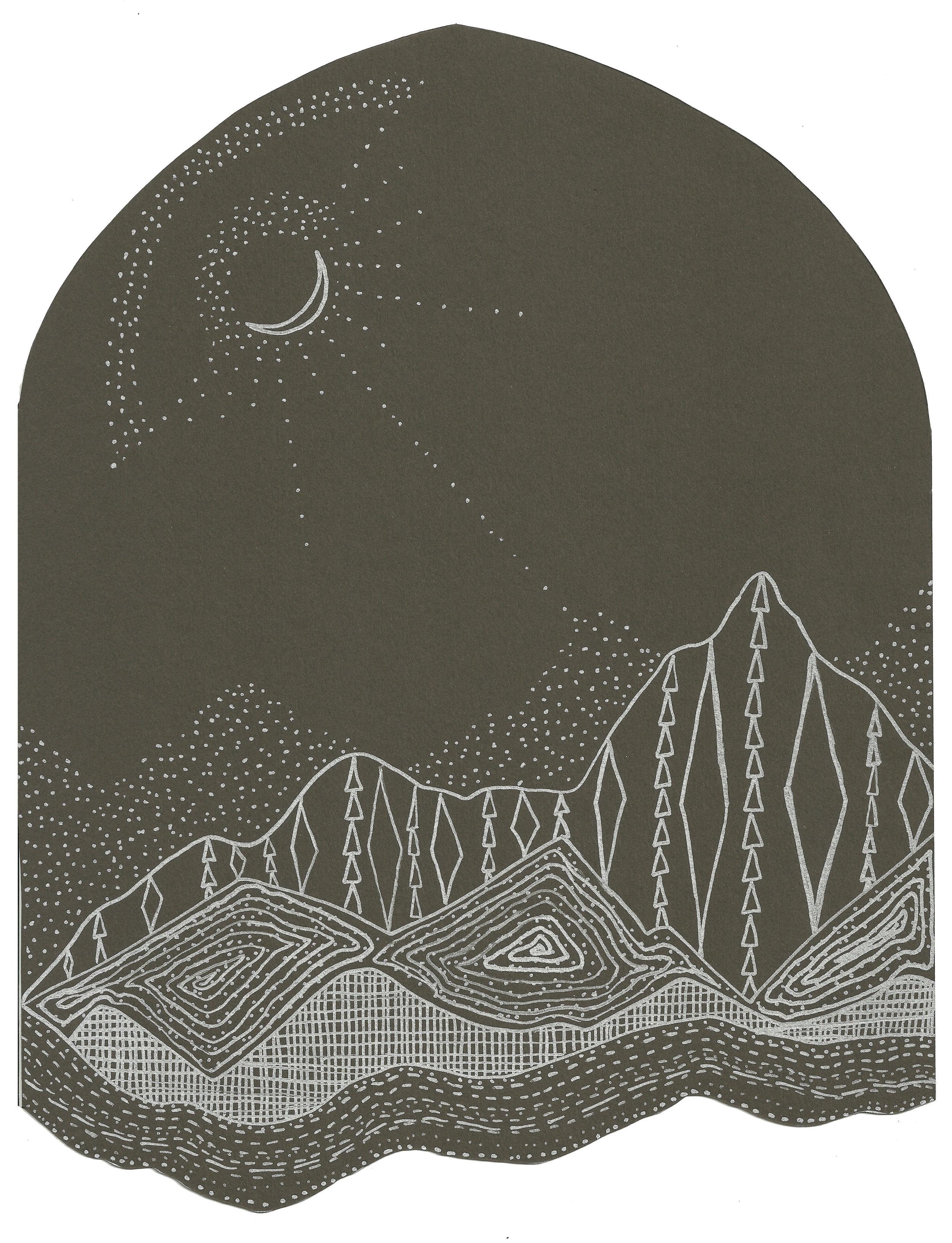 moon portal III (sister winter)