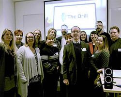 The Drill Crisis Simulation Clients