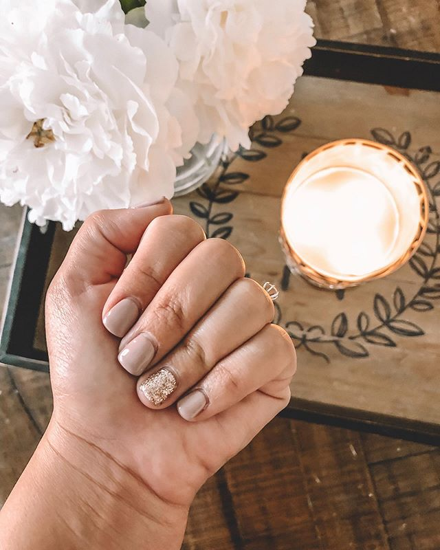 "Slowly putting out all the fall decor around the house. Started with my favorite Fall scent ""leaves"" and a Fall manicure 🍂🍁 What's on your Fall bucket list? I can't wait to take the boys Apple picking and I'll be attempting to make an apple pie! Wish me luck!! #liketkit #falldecor #fallnails #ltkhome"