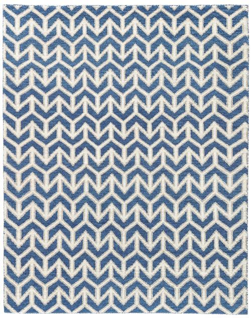 Arrows Blue White