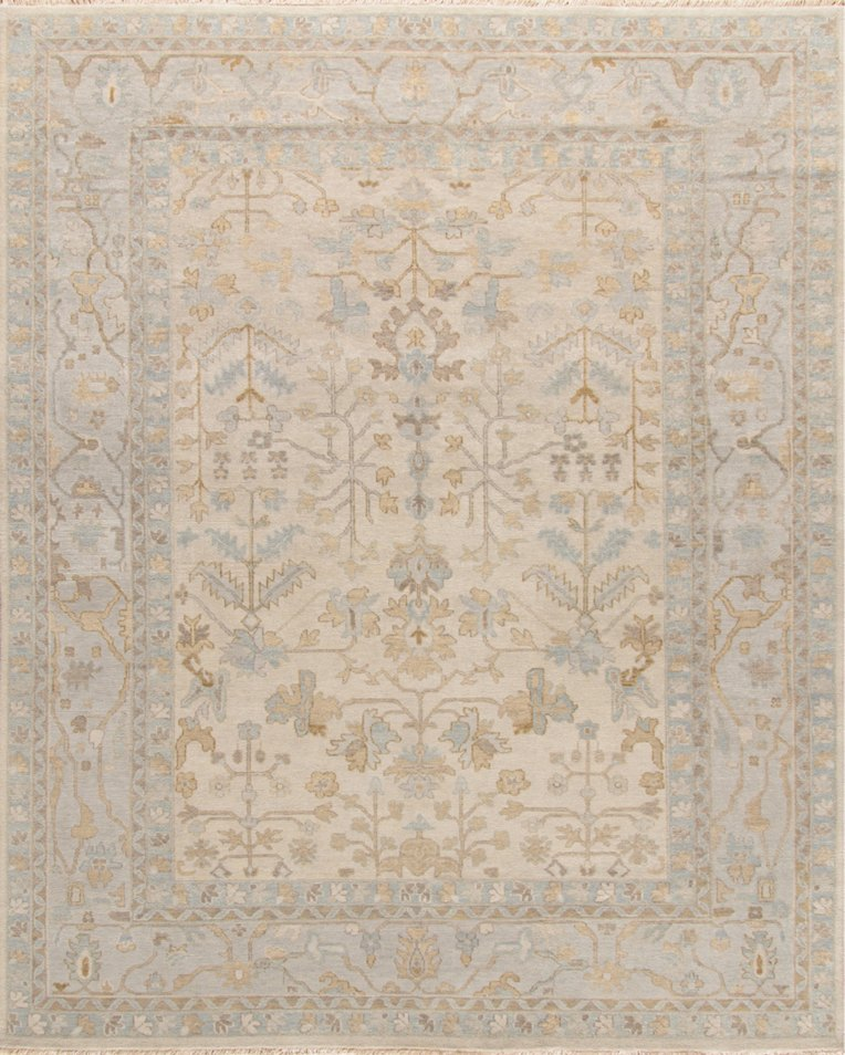 Hizan Ivory Light Gray