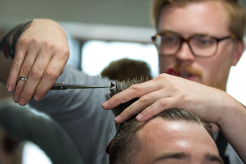 Rebellion Barbershop