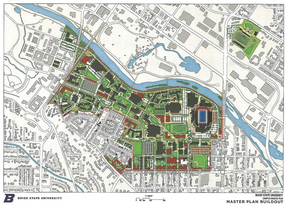 Proposed Master Plan Revision