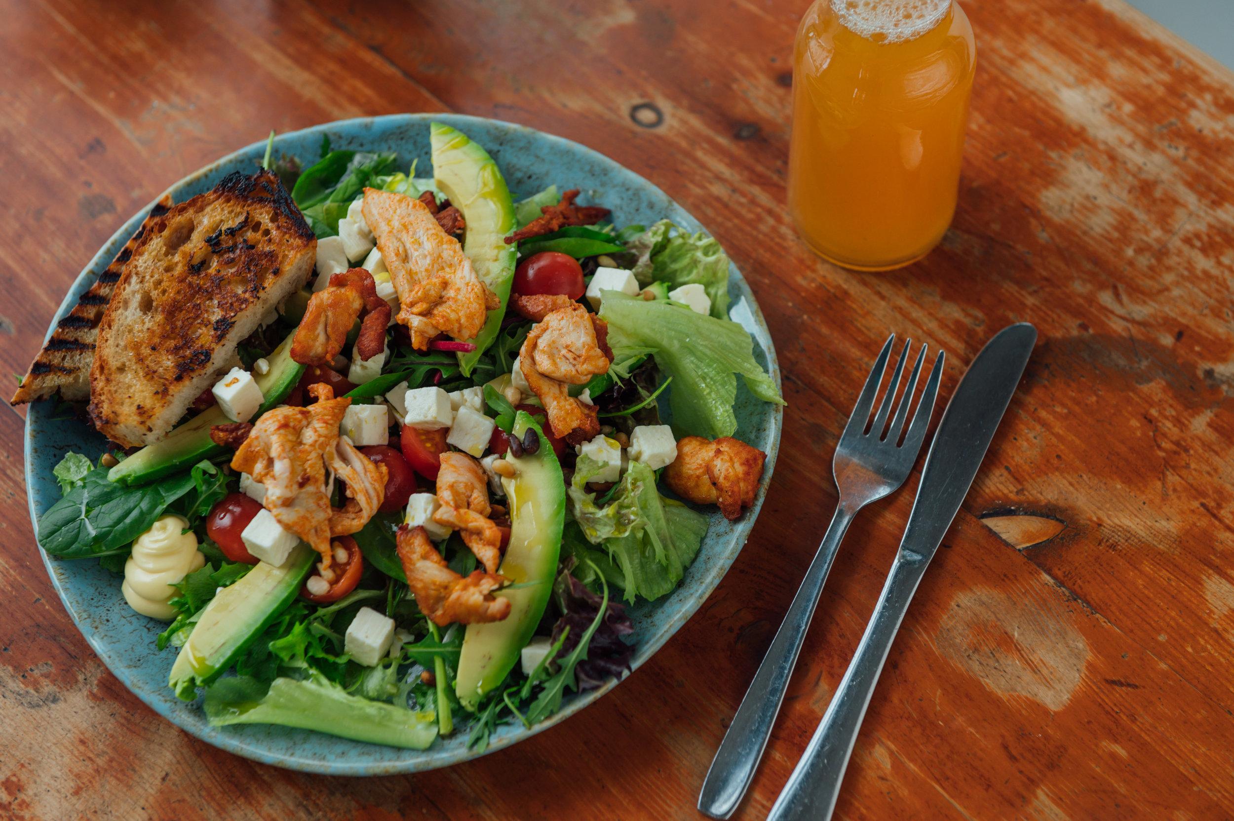 fole godt salat