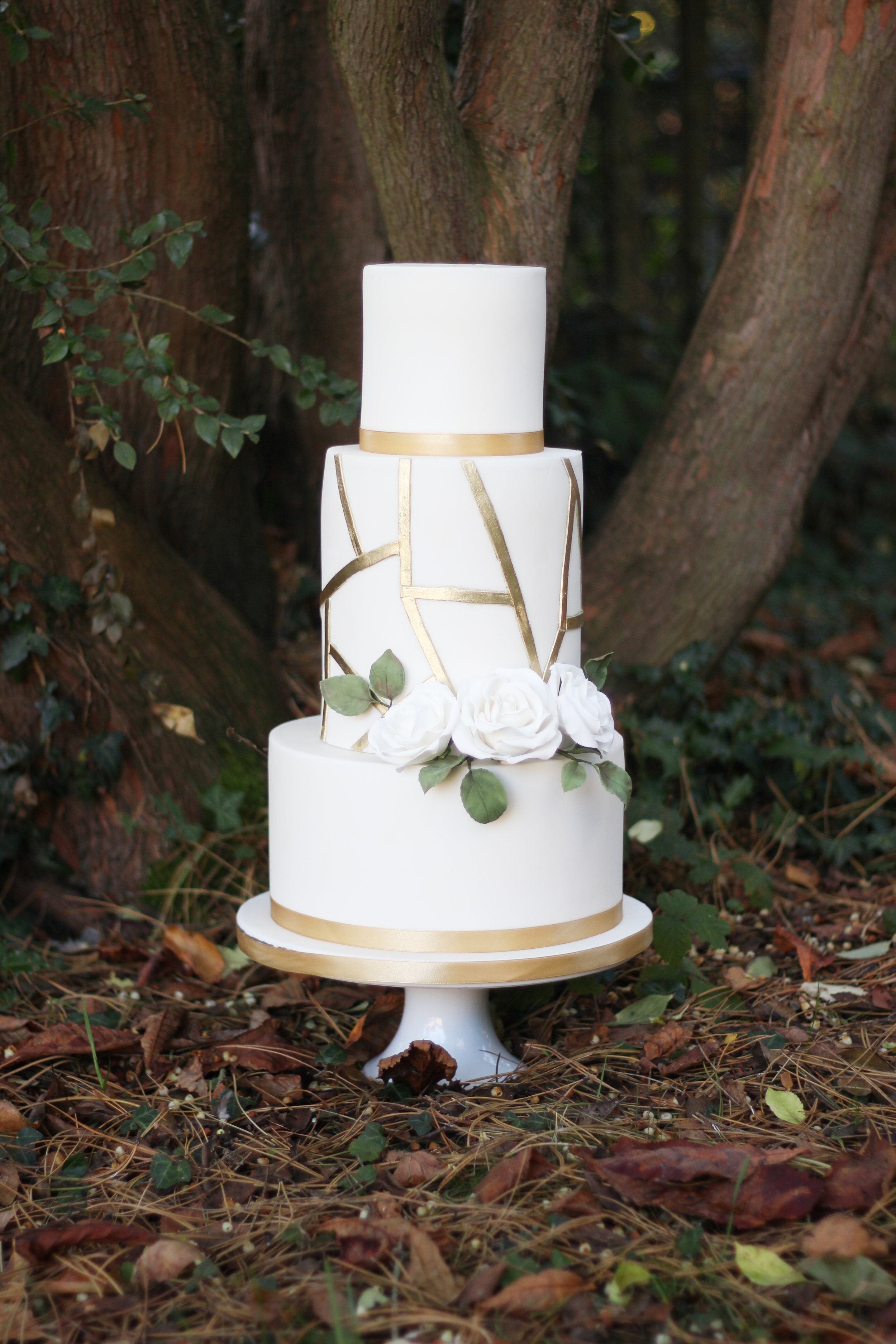 The Greenhouse Cakerie - Unique, hand crafted wedding and celebration cakes baked in Northamptonshire