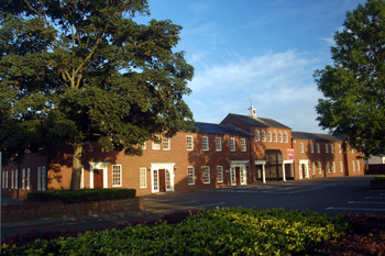 The former Leighton Buzzard Union Workhouse (http://bedsarchives.bedford.gov.uk)