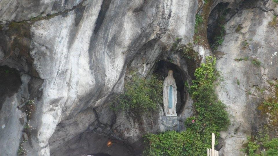 Grotto of Massabielle