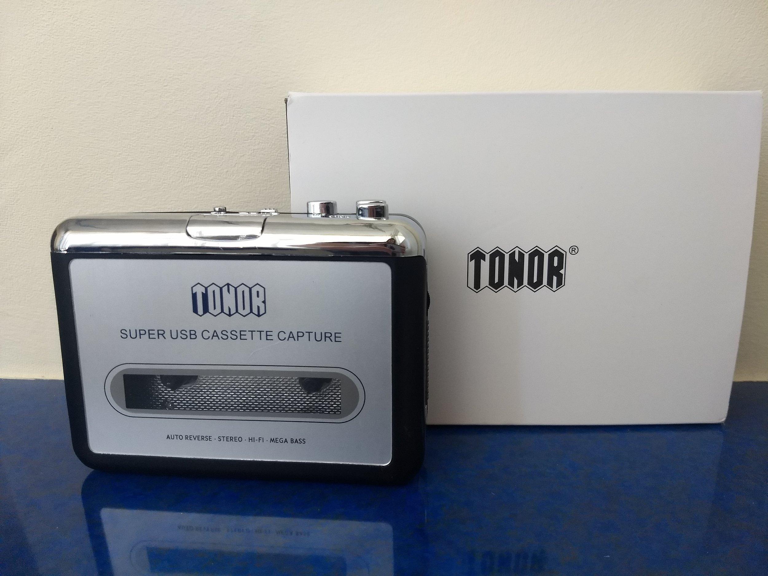 Tonor USB Tape Cassette Converter