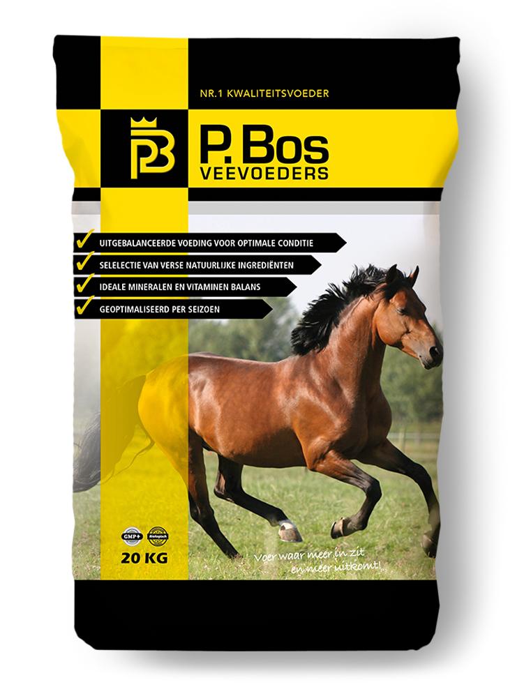 P. BOS Veevoeders - CORPORATE MARKETING• logo en huisstijlbranding• bedrijfsbrochures & adverts• website• zakontwerpen• beursstands