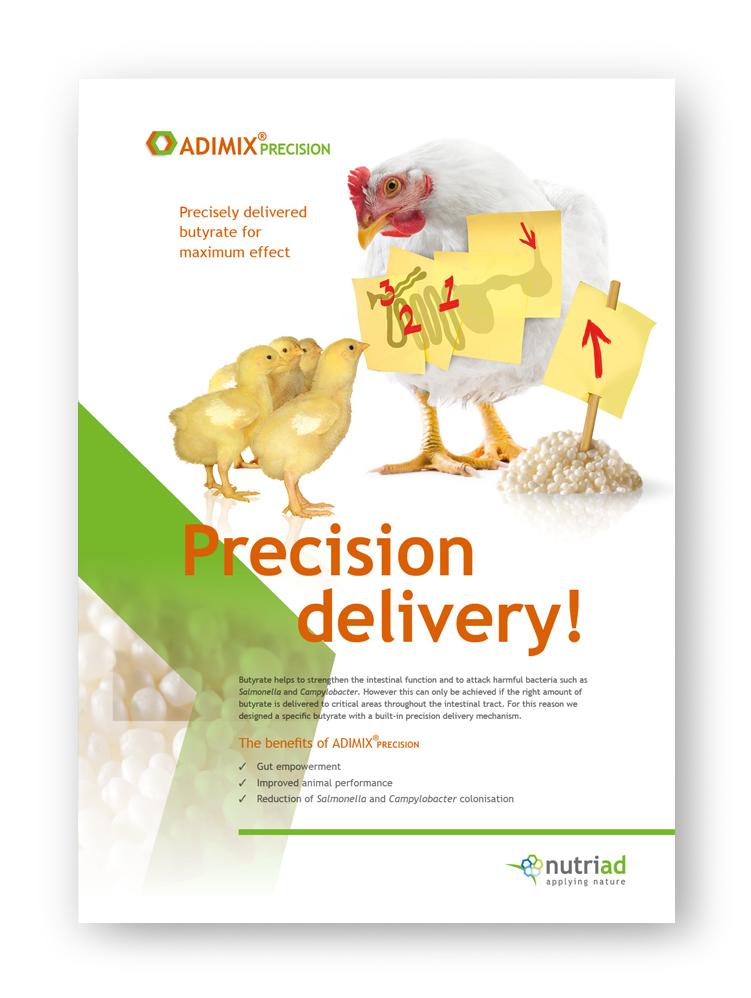 NUTRIAD - CORPORATE MARKETING• logo design & corporate style• product branding• productbrochures & adverts• zakontwerpen• beursstands