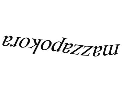 Mazzapokora