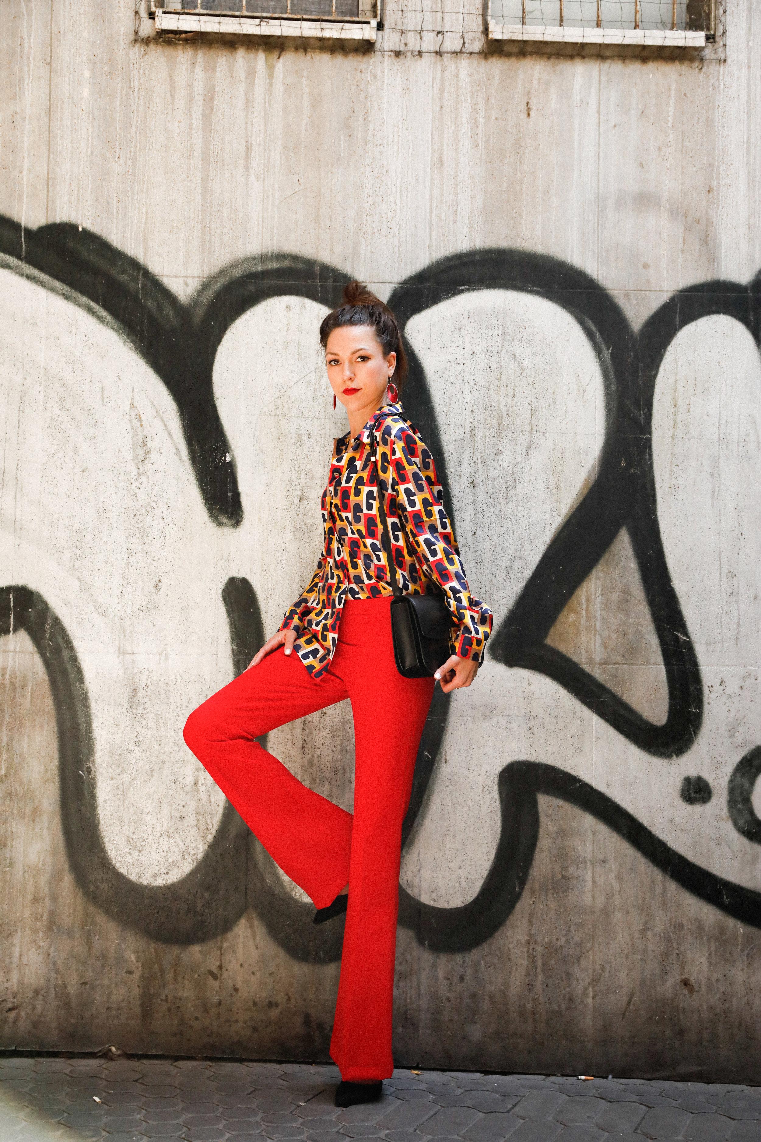 Make it POP - Graues Büromäuschen war gestern... starke Frauen haben keine Angst vor starken Farben.