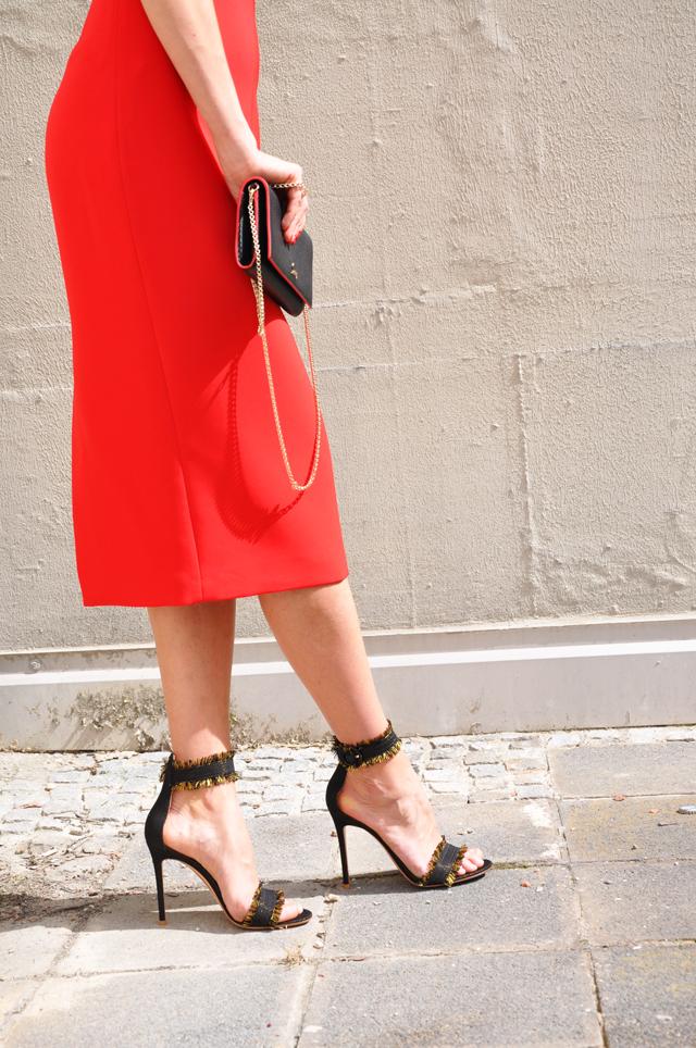 emerson-renaldi-red-dress-louboutins
