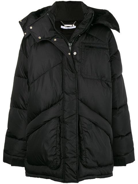 GIVENCHY<br>Oversized padded coat