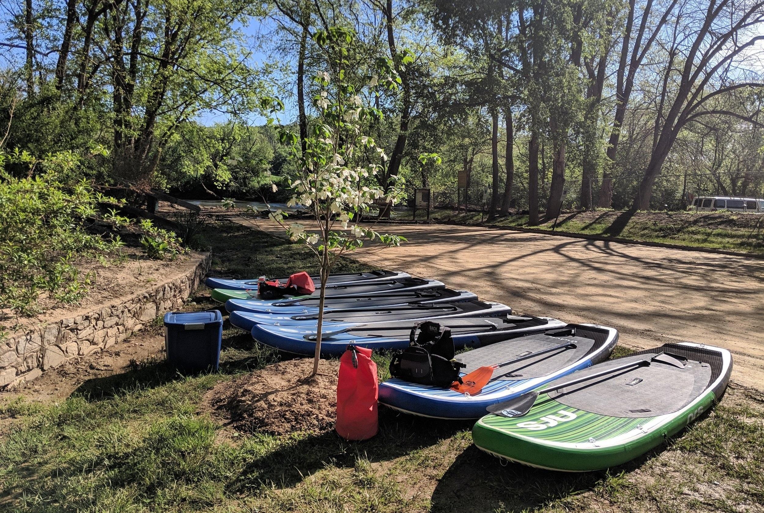 Standup Paddle Boarding - Location: Acadia NP, Bangor AreaPrice: $35/personGroup Minimum/Maximum: 3/5