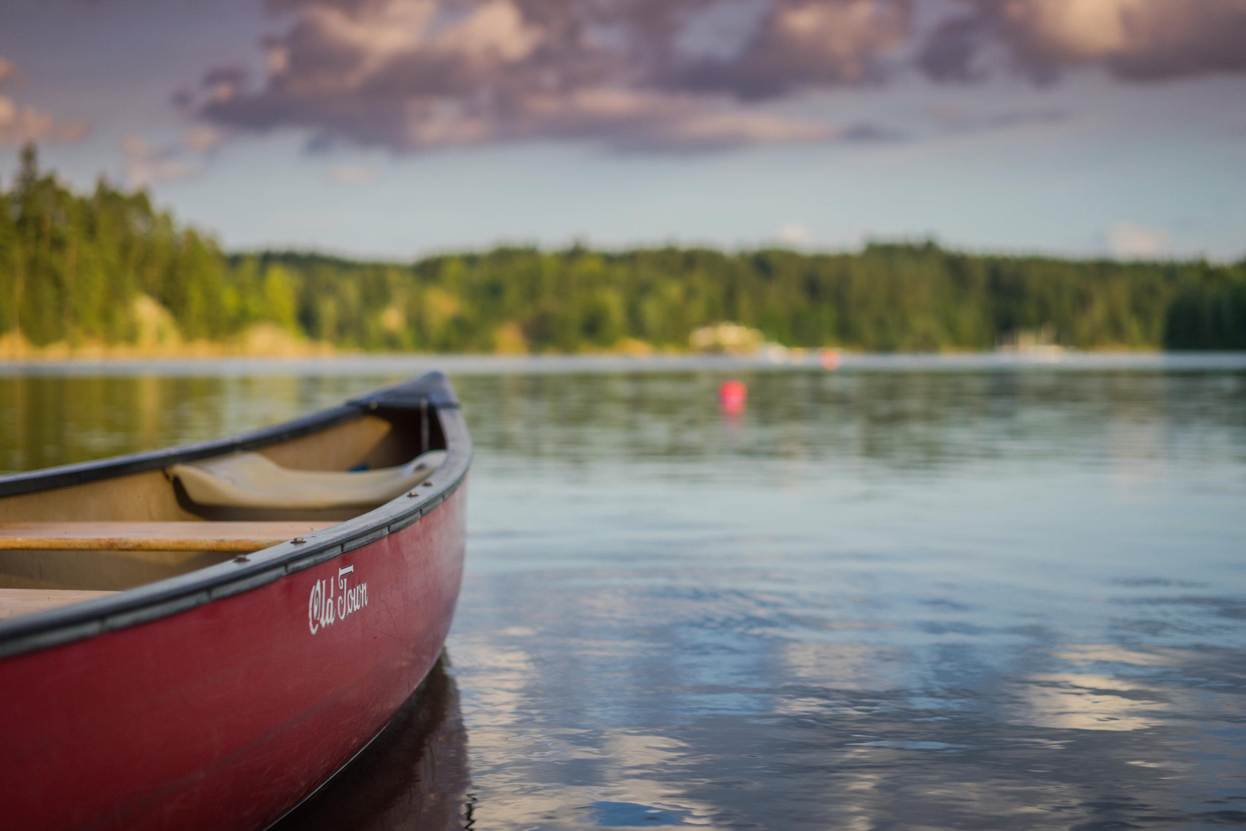 CAnoeing - Location: Acadia NP, Downeast MEPrice: $35/personGroup Minimum/Maximum: 5/15