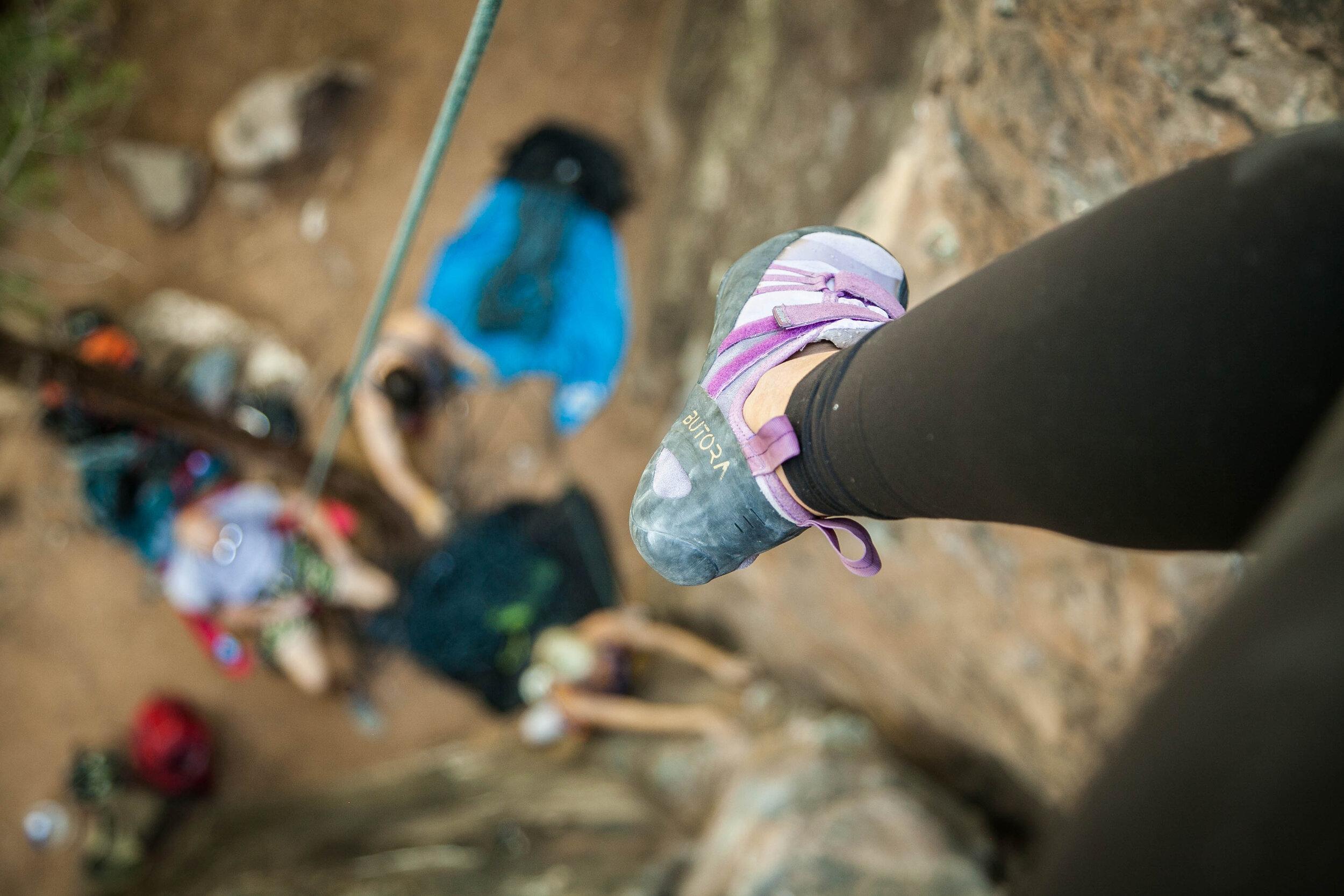 Rock climbing - Location: Boulder Canyon, Lyons, Estes ParkPrice: $30/personGroup Minimum/Maximum: 4/12
