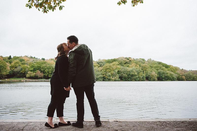 TheirEngagement Photos - in Sutton Park