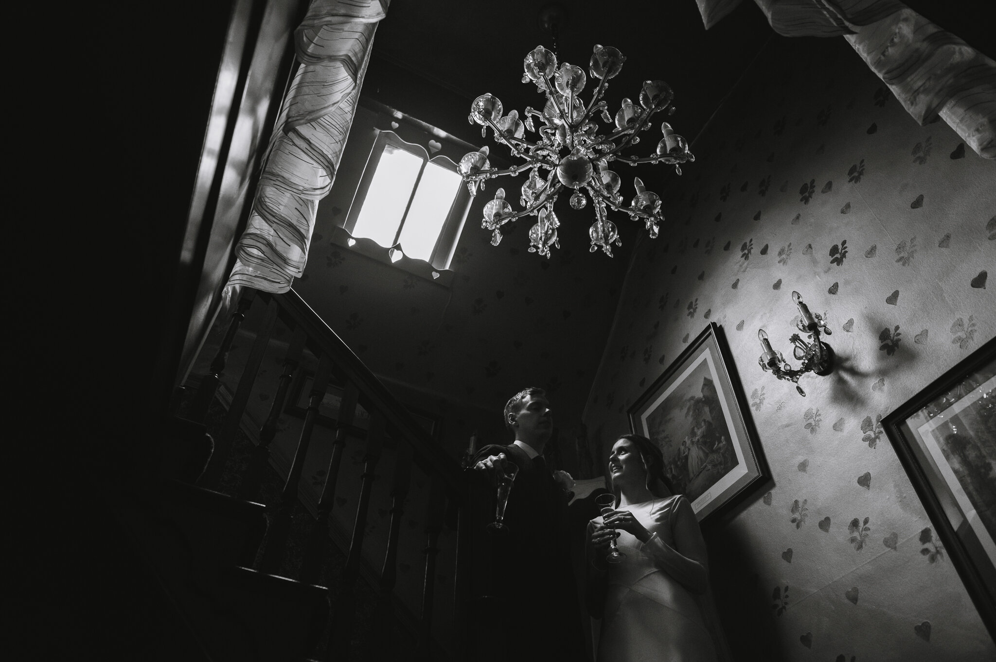wedding photographer hundred house telford