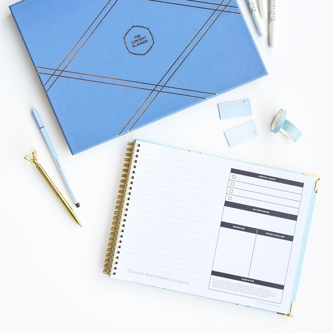 OUR #FEMMEBOUGHTFAV - Check out our favourite social media and blog planning tool for business owners: The Content Planner. Plan it. Post it. Profit.Click here to check it out