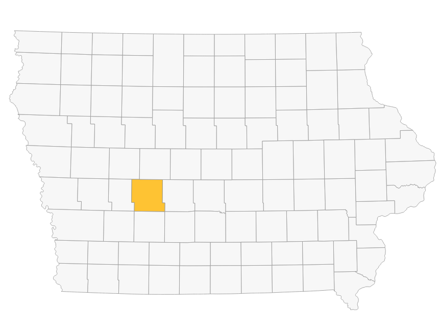 GUTHRIE COUNTY