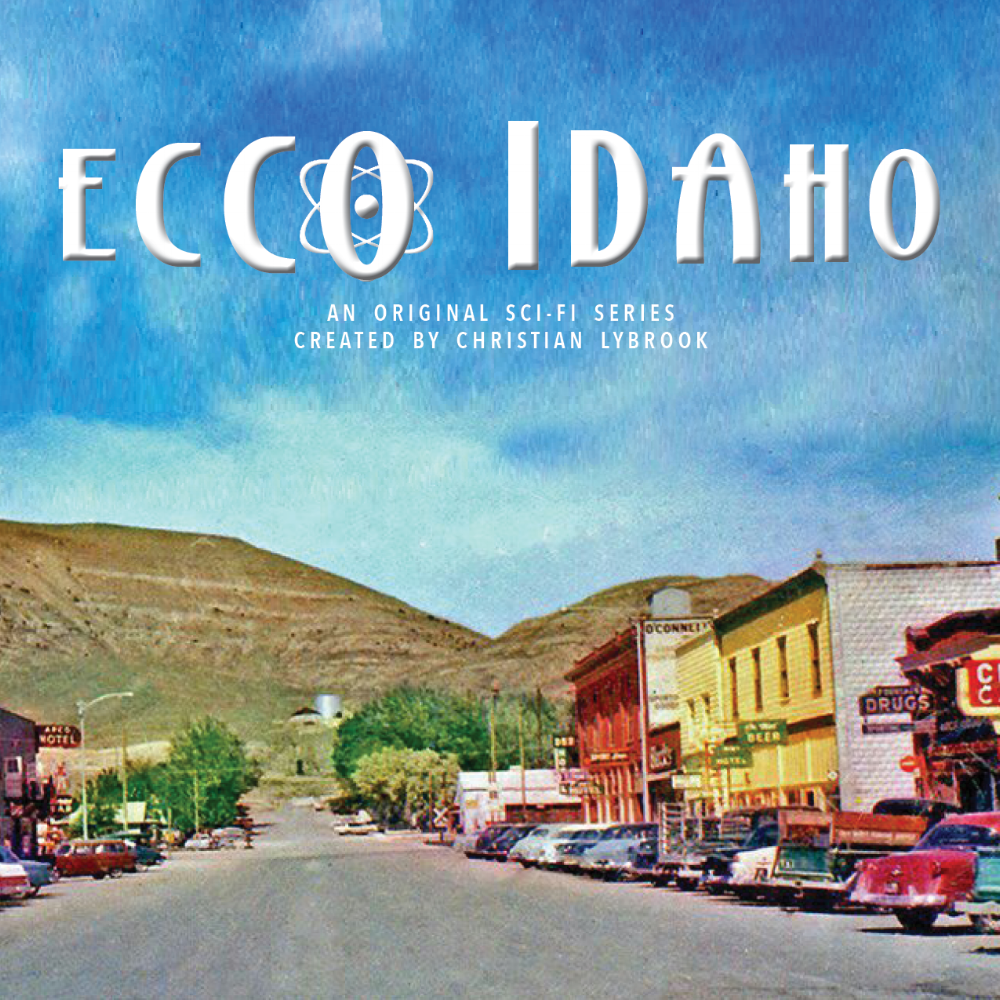 ECCO, IDAHO - A 1-hour serialized sci-fi thriller.On the dusty outskirts of Eisenhower's America, a failed geophysicist and a teenage rebel outcast stumble into greatest technology race the world has ever known when the girl's best friend vanishes off the face of the planet. COMPS: Dark (Germany), Stranger ThingsSELECT ACCOLADES2019 FINALIST | NASHVILLE FILM FESTIVAL SCREENPLAY COMPETITION2019 FINALIST | CATALYST CONTENT FESTIVAL2019 FINALIST | NYC INTERNATIONAL SCREENPLAY AWARDS2019 FINALIST | ATLANTA INTERNATIONAL SCREENPLAY AWARDS2019 SEMI-FINALIST | FADE IN AWARDS - TV PILOT COMPETITION2019 SEMI-FINALIST | SUN VALLEY FILM FESTIVAL SCREENWRITING COMPETITION2019 SEMI-FINALIST | STAGE 32 PILOT COMPETITION2019 SECOND ROUNDER | AUSTIN FILM FESTIVAL2019 OFFICIAL SELECTION | SCRIPT SUMMIT