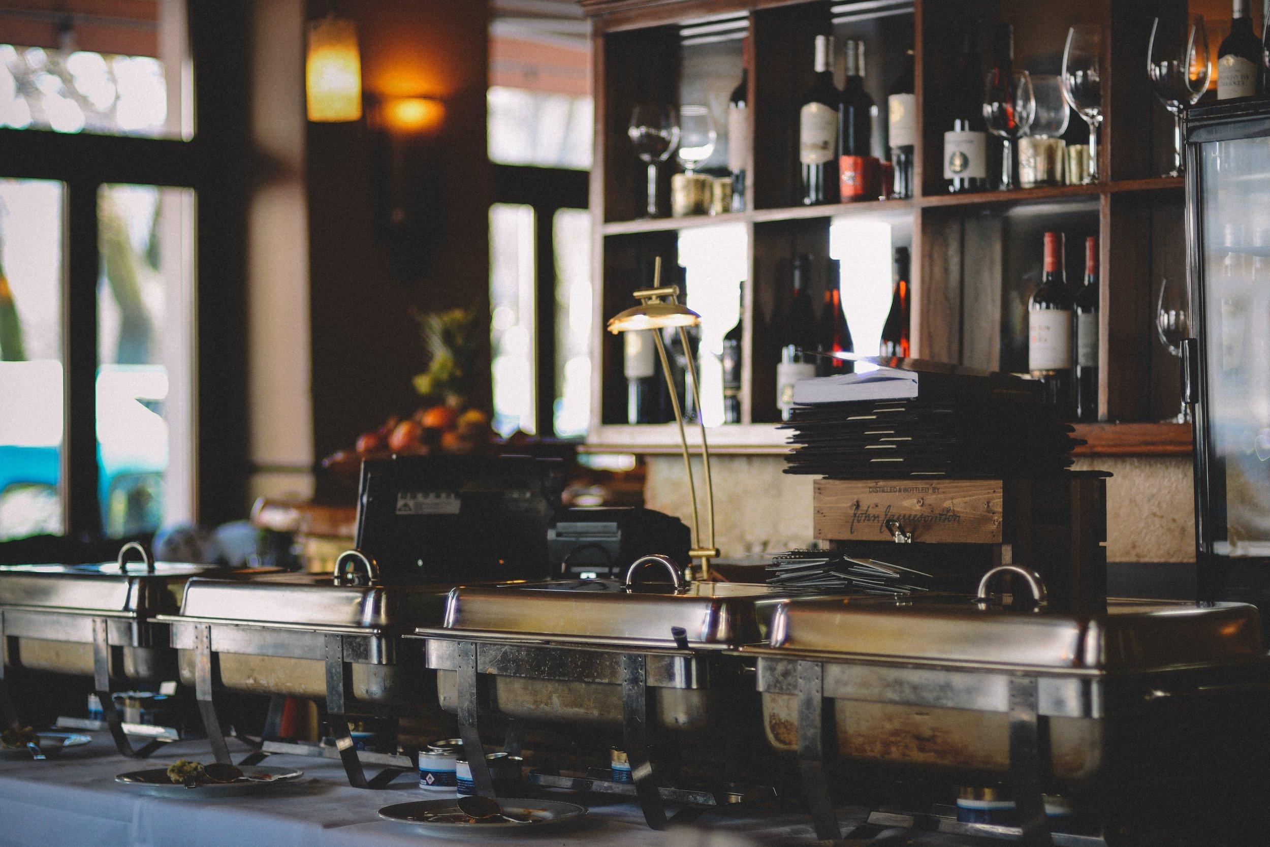 Hot & Mixed Buffets -
