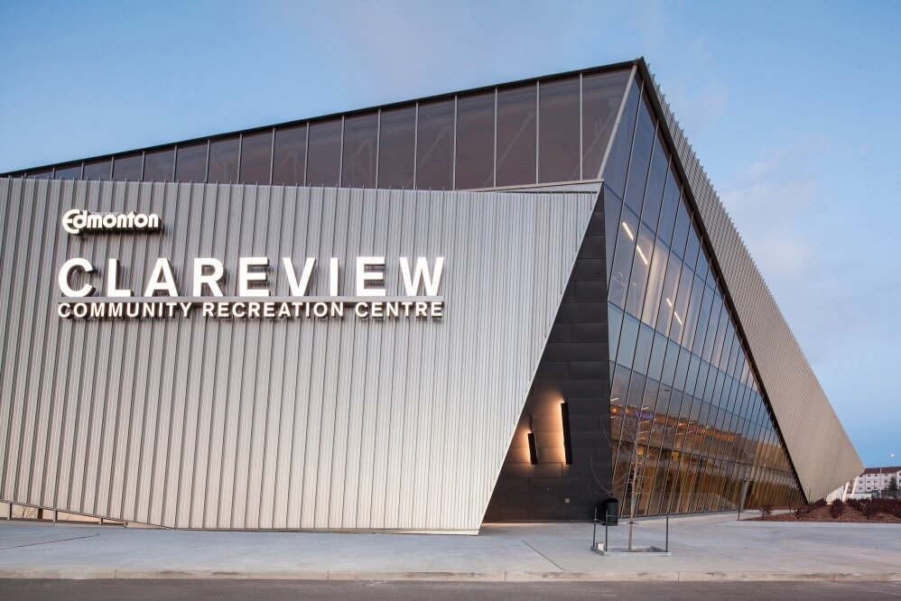 Clareview Community Recreation Centre Kalzip Facade.jpg