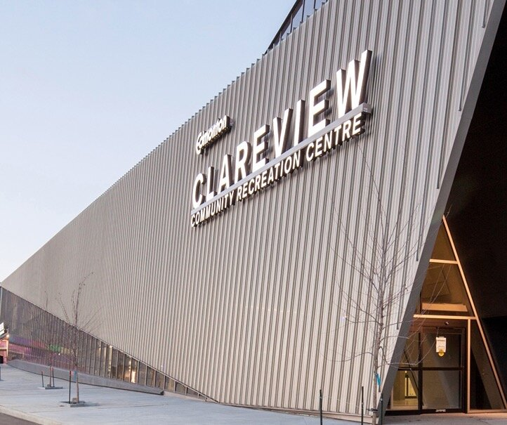 Clareview Community Recreation Centre Kalzip Standing Seam.jpg