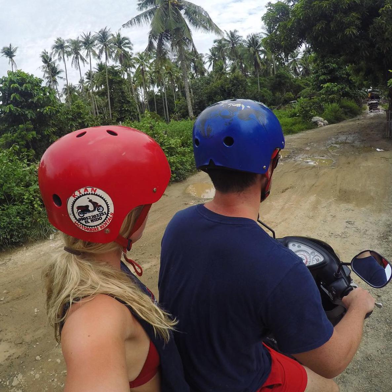Exploring in  El Nido, Philippines