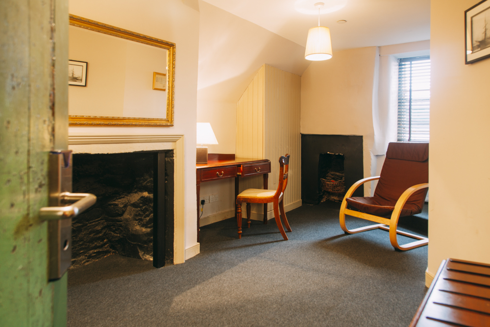Single private - Single bedroom with or without ensuite bathroom.