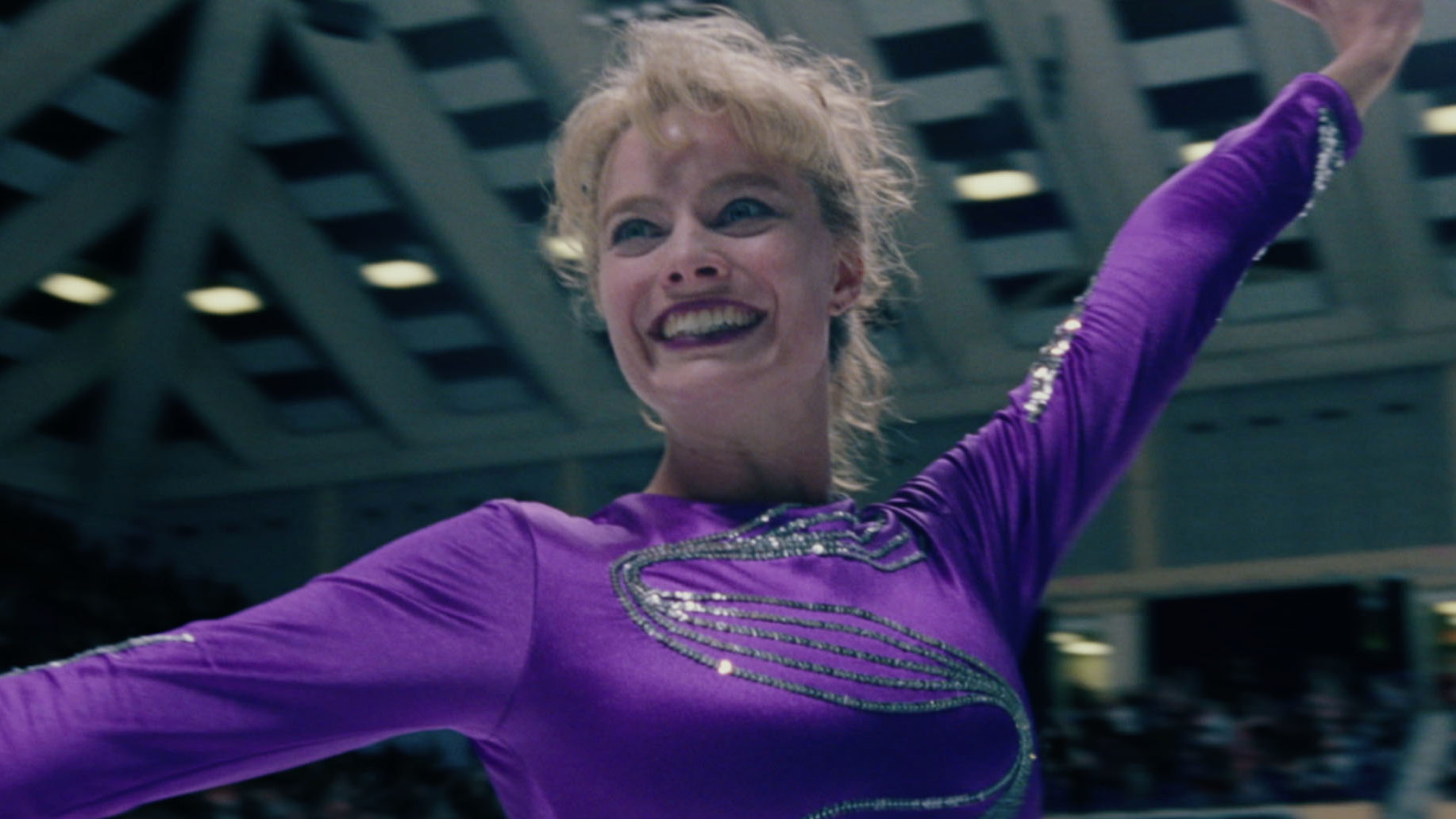 I, Tonya is brilliant - Margot Robbie as Tonya Harding