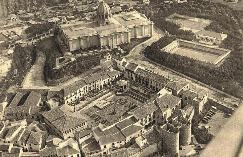 En la noche del 28 de Abril de 1962 los estudios Orphea se convirtieron en una pira funeraria para el cine hecho en Barcelona